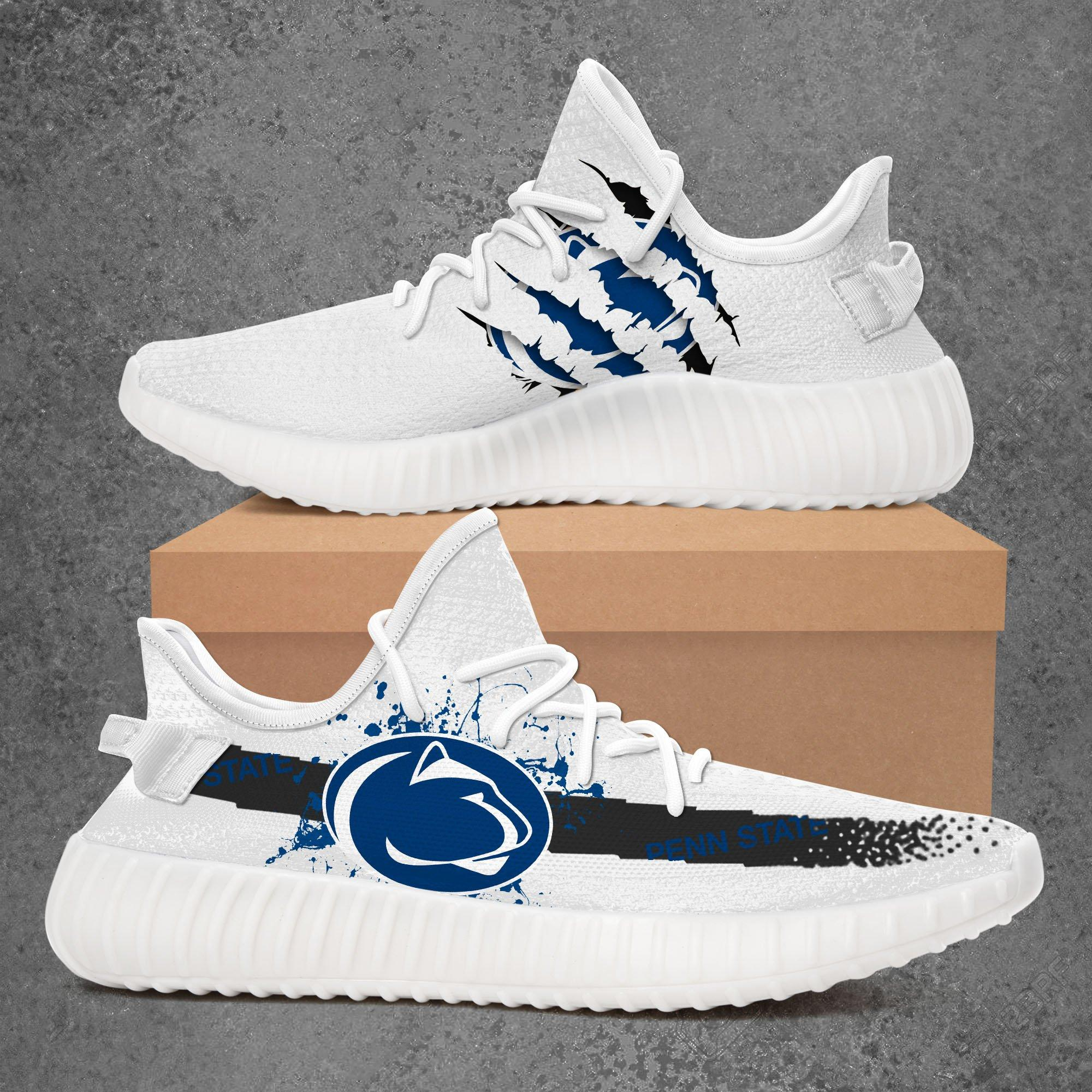 Penn State Nittany Lions Yeezy Boost